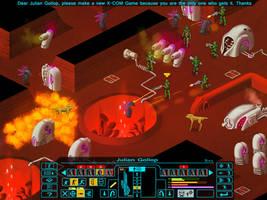 Dear Julian Gollop, 6: Alien Base