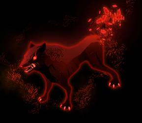 Chaos Reborn Hellhound (unofficial) by I2ebis