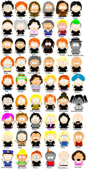 Harry Potter South Park