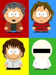 Top Gear South Park