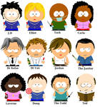 Scrubs South Park