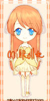 [CLOSED|CHEAP-POINTS-ADOPT] Sunny Wheat Girl