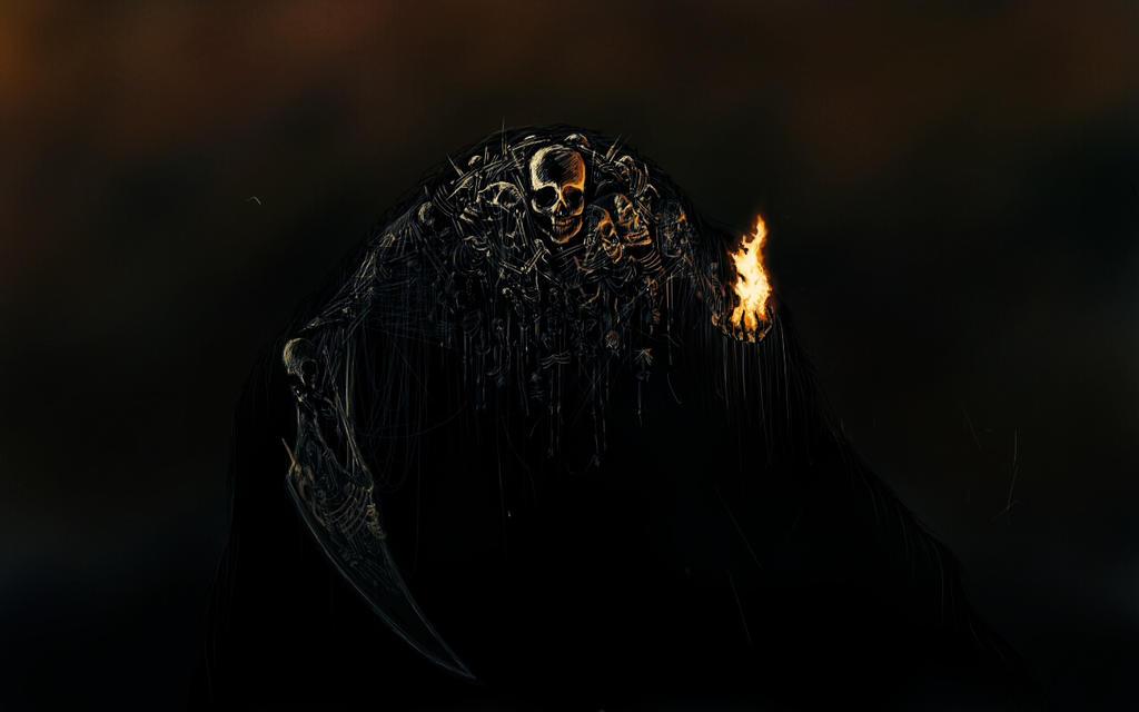 dark souls nito artwork - photo #10
