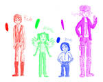 The Failed Experiment - Height Chart