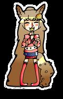 ::COMMISSION:: Cutie Pie by RainbowRedo