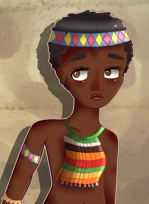:AVA: South African by RainbowRedo