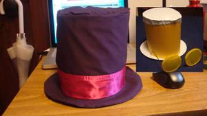 Warden top hat