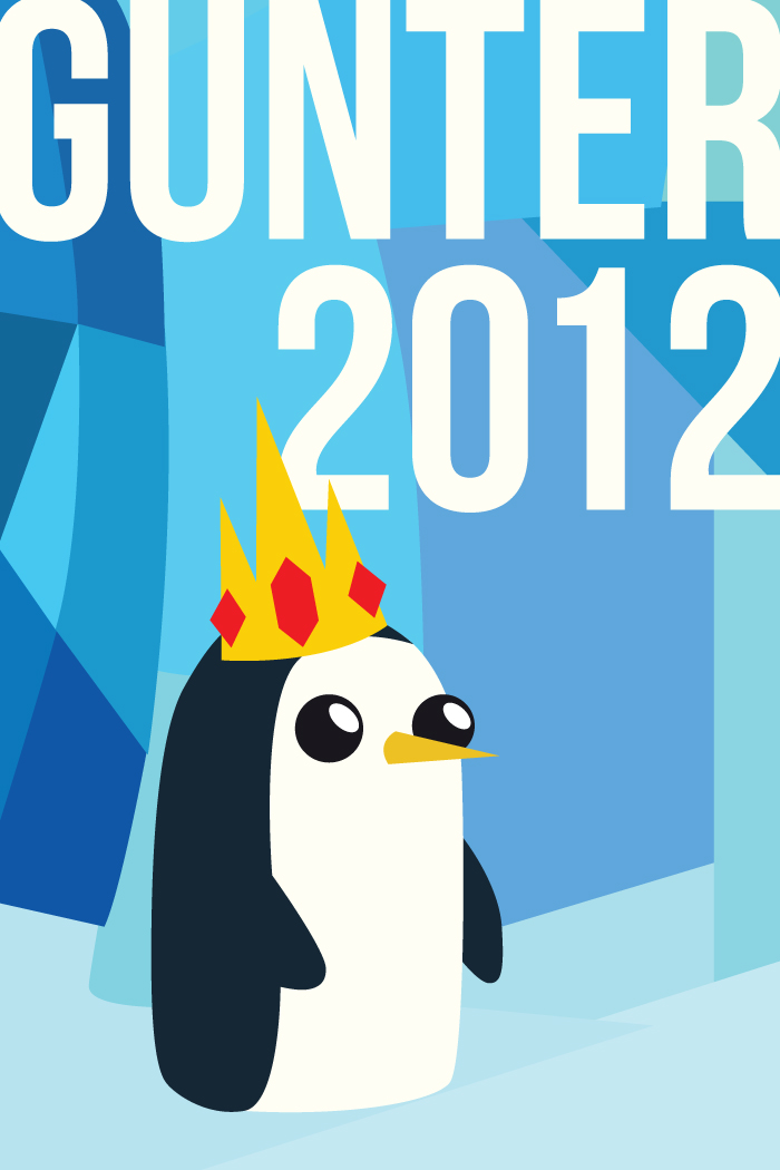 Gunter for Ice King 2012 by ashweez