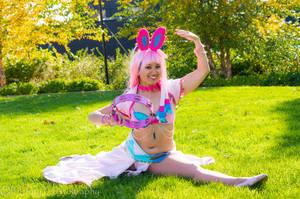 Sylveon Bard: Dancing Queen