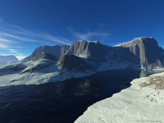 Antarctic Summer pt.2 by dr-druids