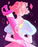 She was her Pearl by NinaAkiraB