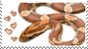 corn snake love stamp by muddyputty