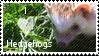 hedgehog stamp by muddyputty