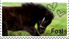 Foal stamp by muddyputty