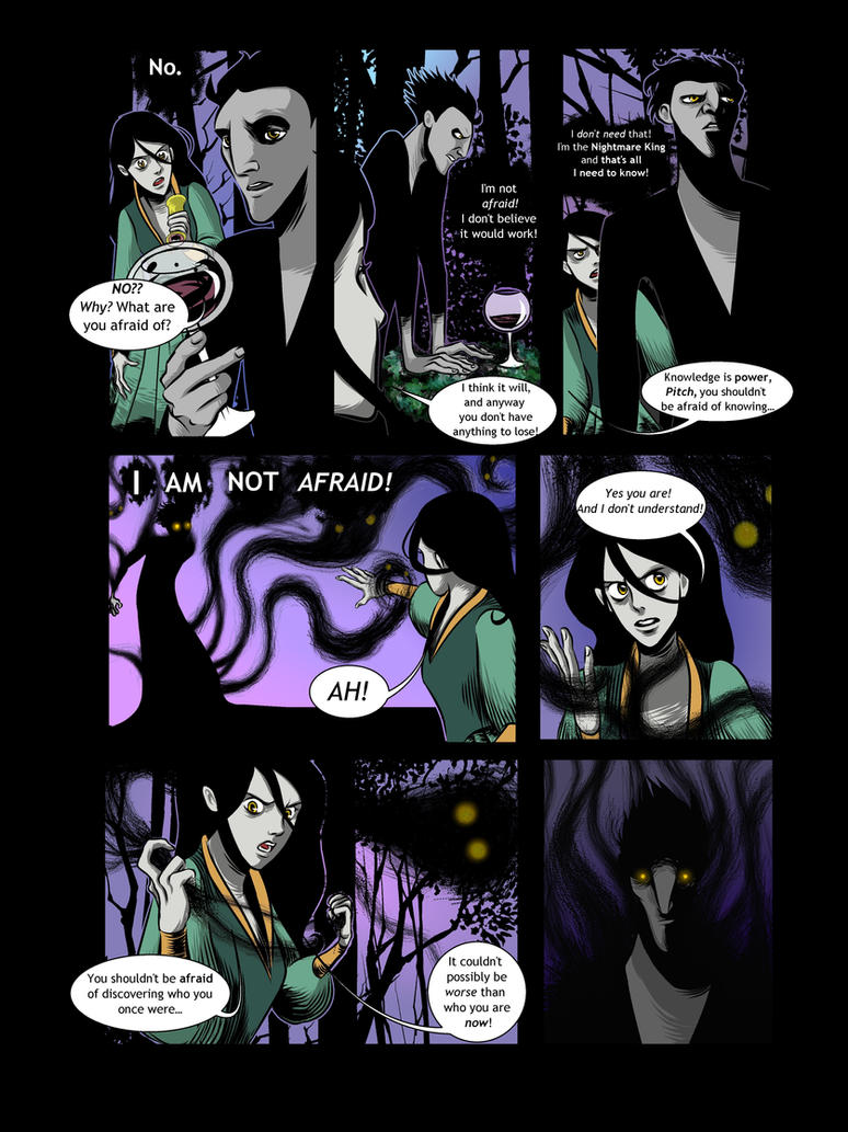 The Face of Fear page 13 by frogsfortea
