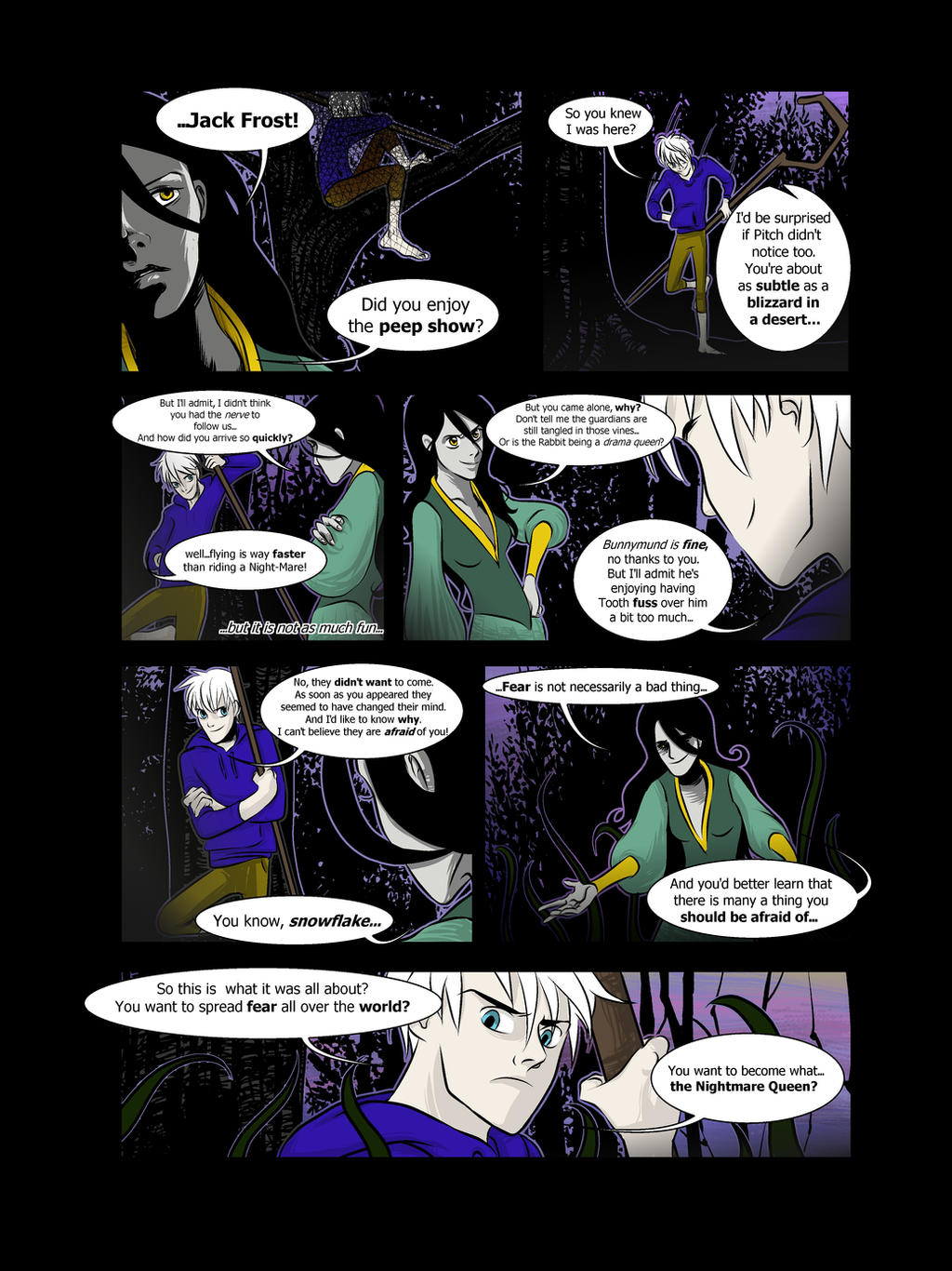 The Face of Fear page 15 by frogsfortea