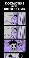 Kozmotis Biggest Fear
