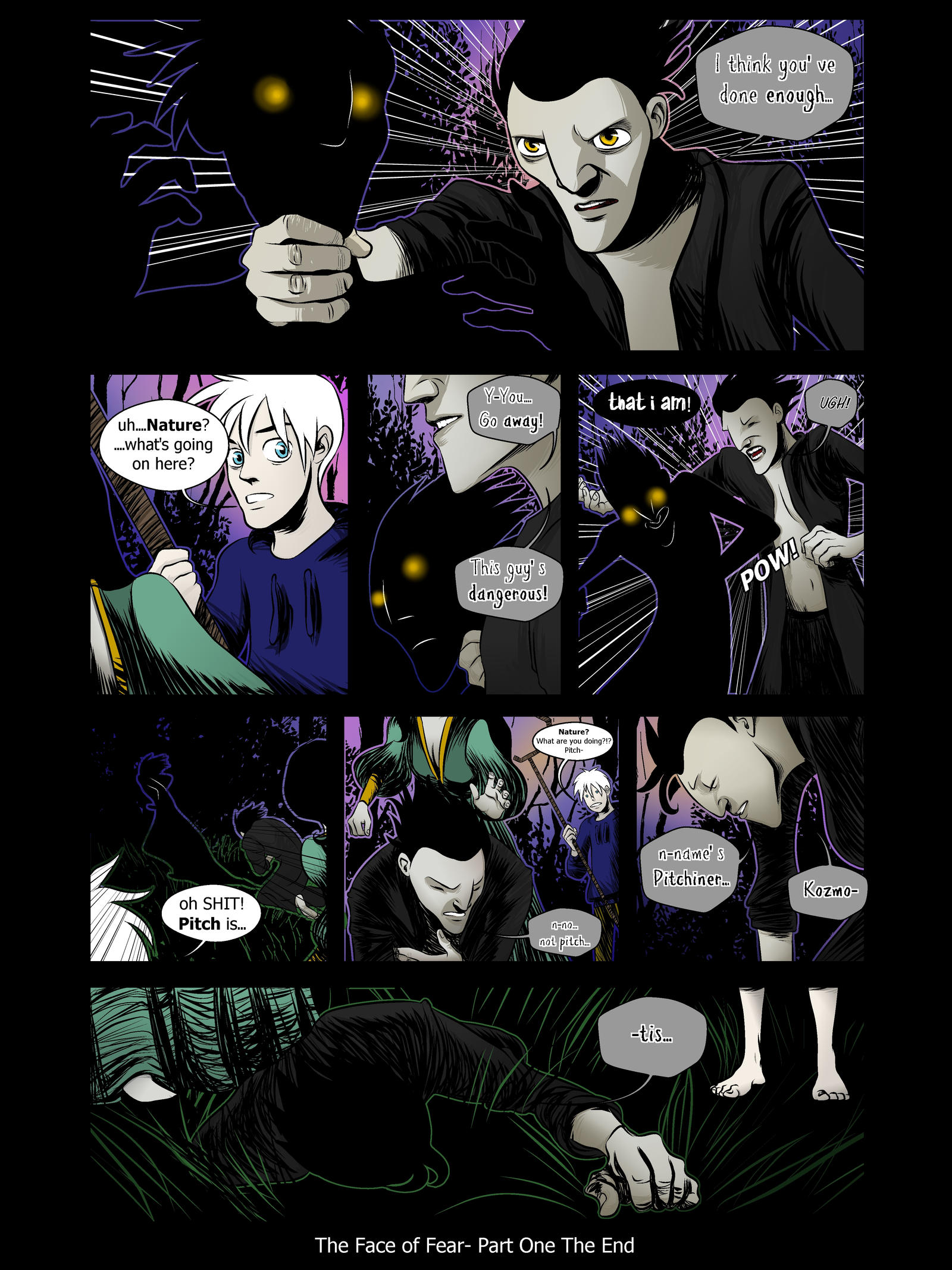 The Face of Fear page 25 by frogsfortea
