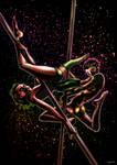 Loki and Pitch-Pole Dancing
