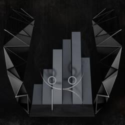 Album cover - DJBahamut - Progenitor