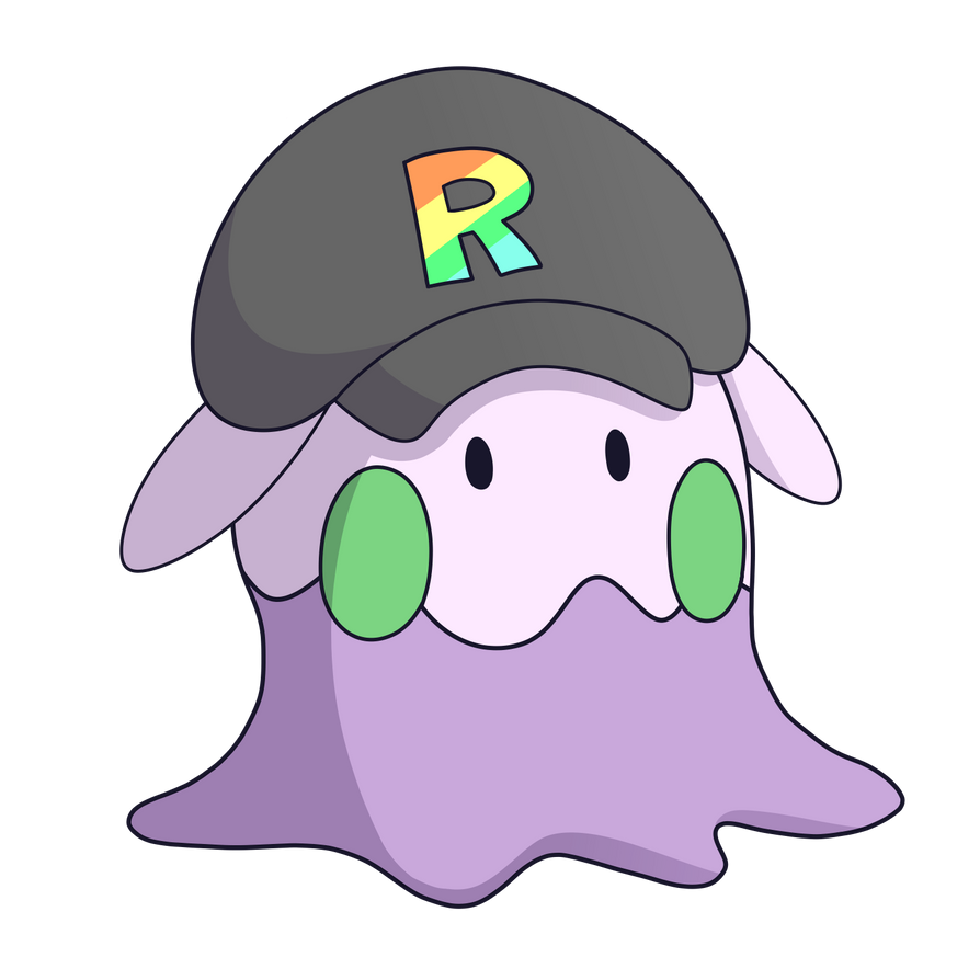 Goomy for Rubombee by vanillapillar