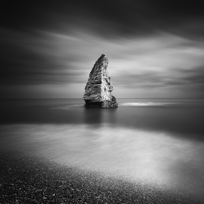Sea Stack   Study II by MarcinFlis