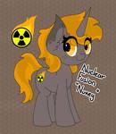 [OC] Nuclear Fusion, a.k.a 'Nukey'