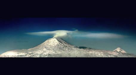 AGRI DAGI 09 Mount Ararat by alperfidaner