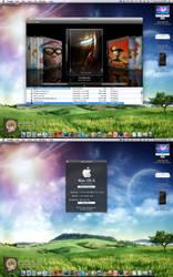 AMD 10.5.4 Leopard August Desk
