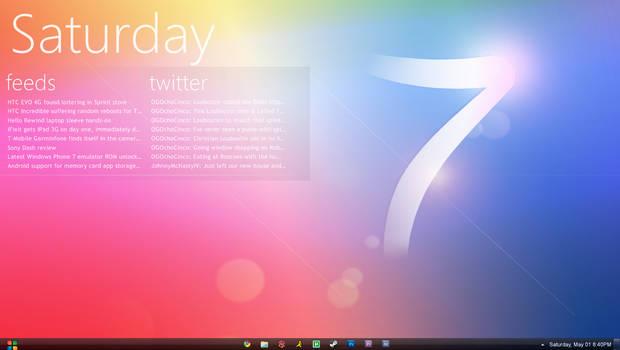 Windows 7 Screenshot May 2010