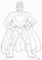 Superhero by TheMightyGorga