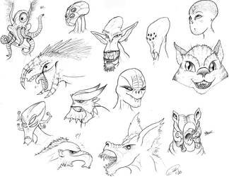 Sketches 1st Nov 2020