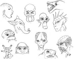 Sketches 26th Dec 2020