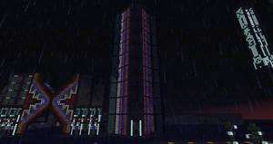 Xizah Skyscraper