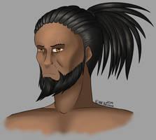 Mordecai doodle