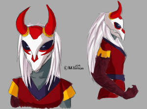 Blood Moon Zoey Concept