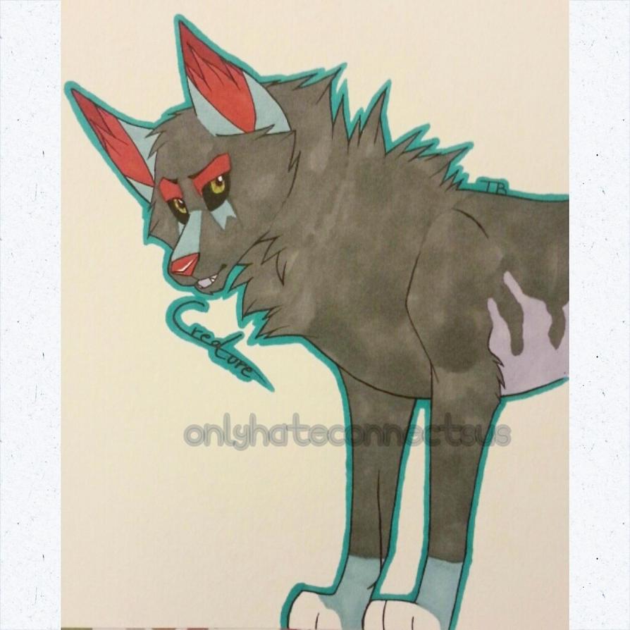 Artrade - Creature by Onlyhateconnectsus