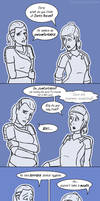 KotOR:Going to Go Floss Now... by kryptocow