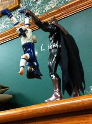 Don't mess with Batman by Elecman99