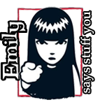 Emily the Strange avatar by ABC-123-DEF-456