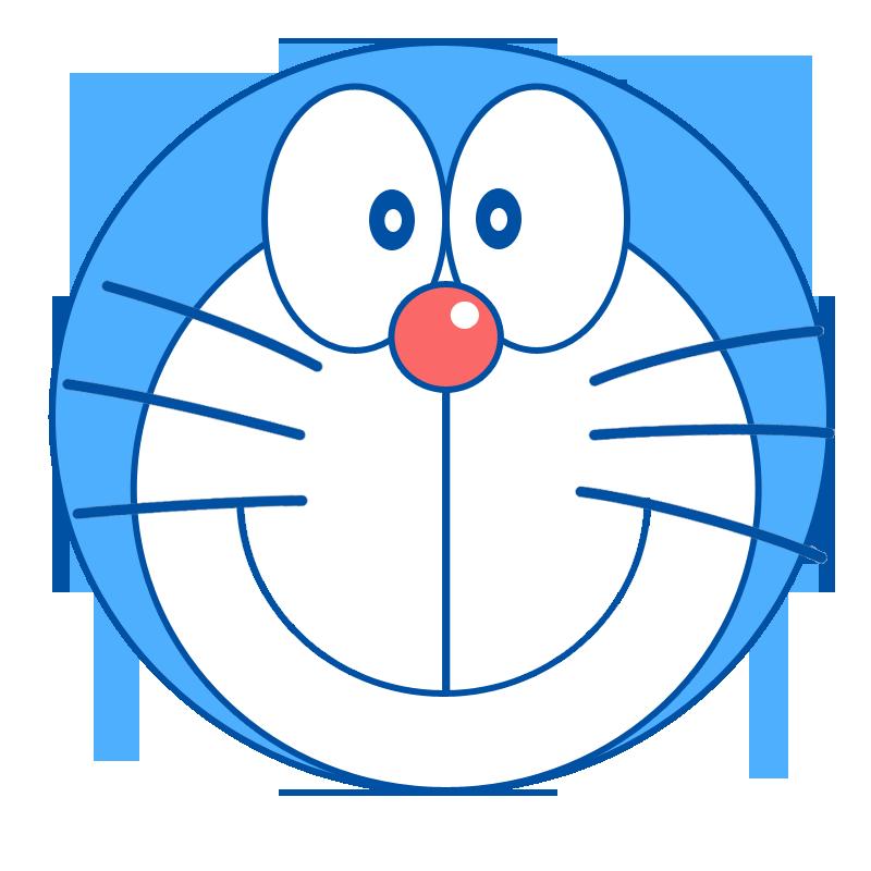 Doraemon Face Doraemon face cake ideas and