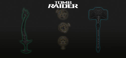 Tomb Raider Crystal Dynamics Trilogy Wallpaper by ABC-123-DEF-456