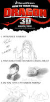 How to train your dragon meme by elanor-pam