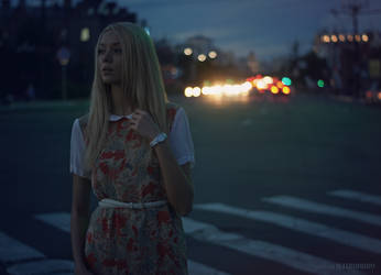 City of Lights by Tumakov