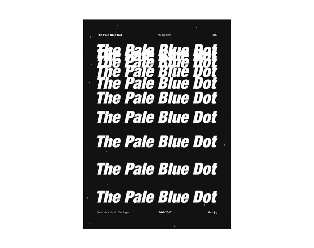 Pale blue Dot by Strahinjaj