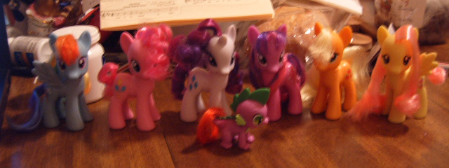 pony hair styled by akaikya
