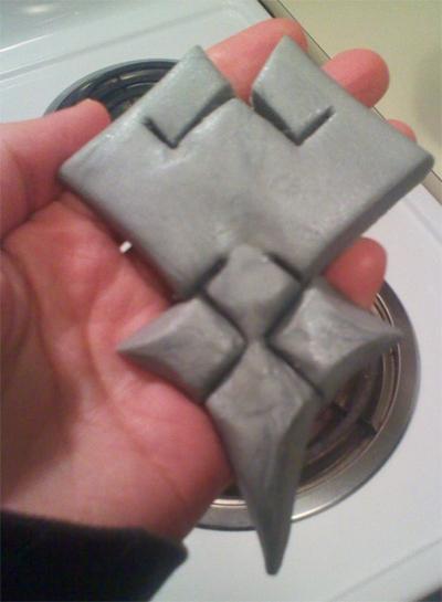 Ventus chest piece by HylianArtist