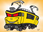 The Evil train