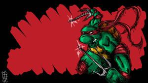 Raphael ... TMNT
