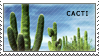 Cactus Stamp by InuJakkaru